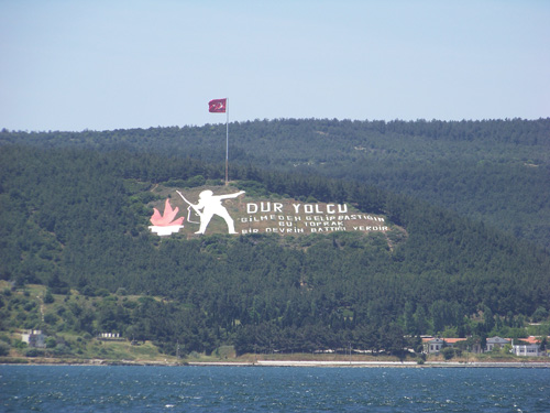 Çanakkale Gezisi 2011 - Dur Yolcu