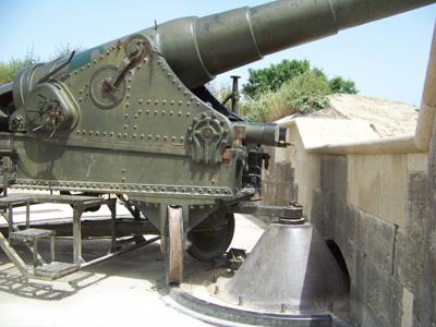 Çanakkale Gezisi 2011 - Rumeli Mecidiye Tabyası