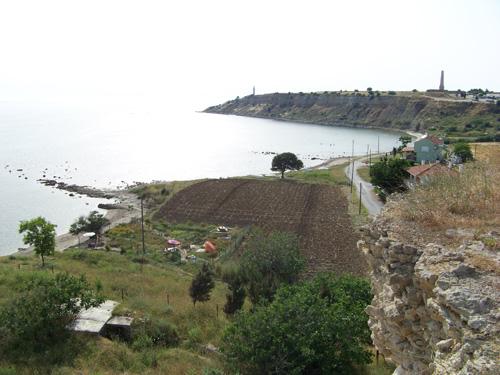 Çanakkale Gezisi 2011 - Seddülbahir Kalesi