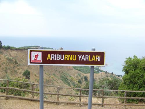 Çanakkale Gezisi 2011 - Arıburnu Yarları