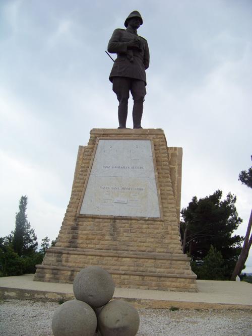 Çanakkale Gezisi 2011 - Conkbayırı ve Çanakkale Kahramanı