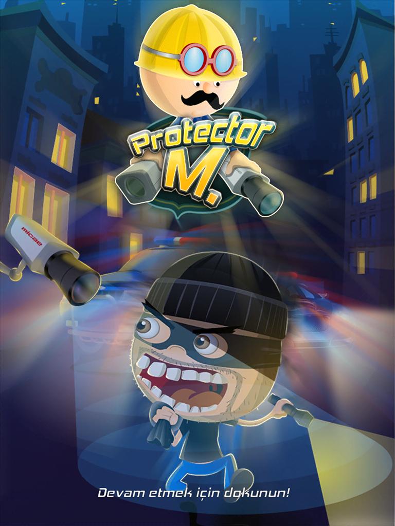 Protector M Ekran Görüntüsü 1